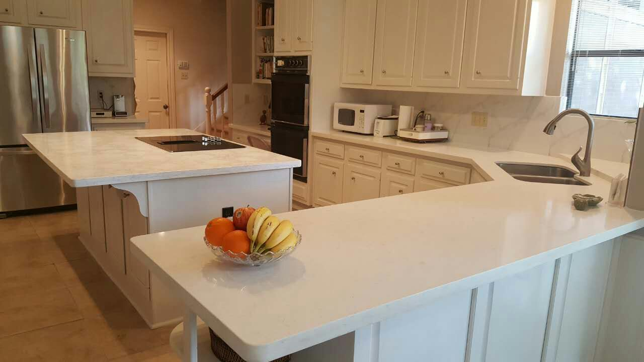 Beau QUARTZ COUNTERTOPS HOUSTON