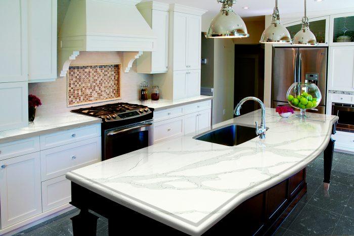 Calacatta Enzo PQ SQ 3002 kitchen