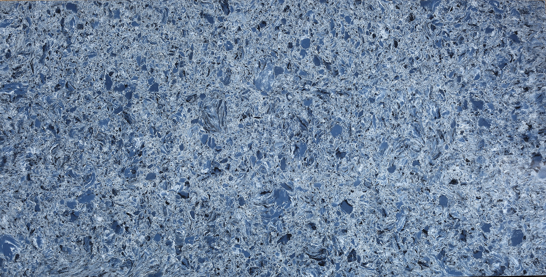 Pacific blue sq26 cmd group usa quartz countertops for Quartz countertop slab dimensions